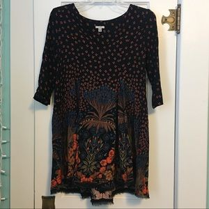 Urban Outfitters ecoté Willow Frock Dress Size XS